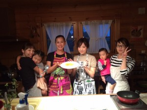 ジンジャーホットケーキ集合2