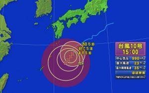 台風08222
