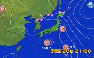 台風910